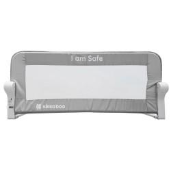 Barrera de cama I am safe gris 150cm