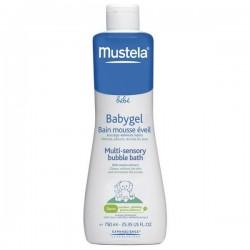 Babygel baño espumoso 200ml de MUSTELA
